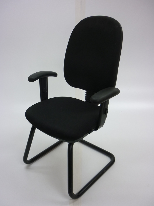 Black Vector meeting chairs