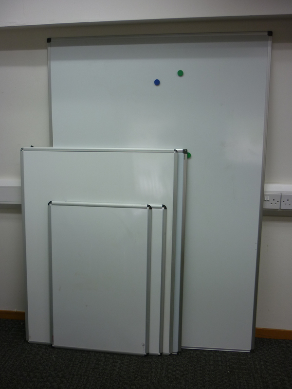 Whiteboards from