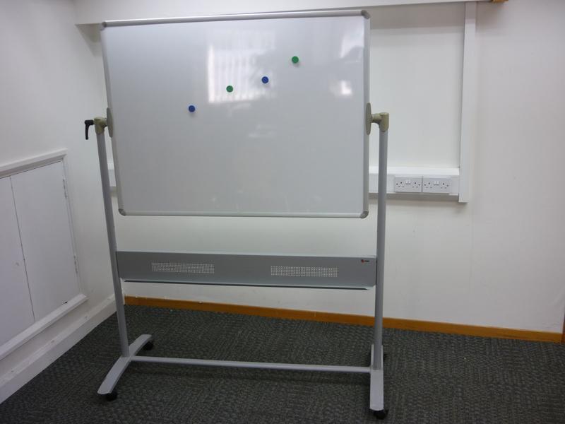 Nobo mobile whiteboard