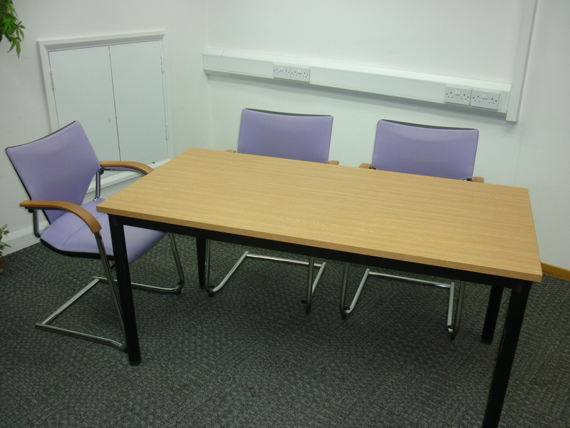 Second Hand New And Used Office Furniture Recycled Business Furniture - Fold away conference table