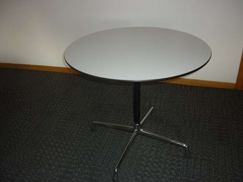 Selection of circular tables and bases