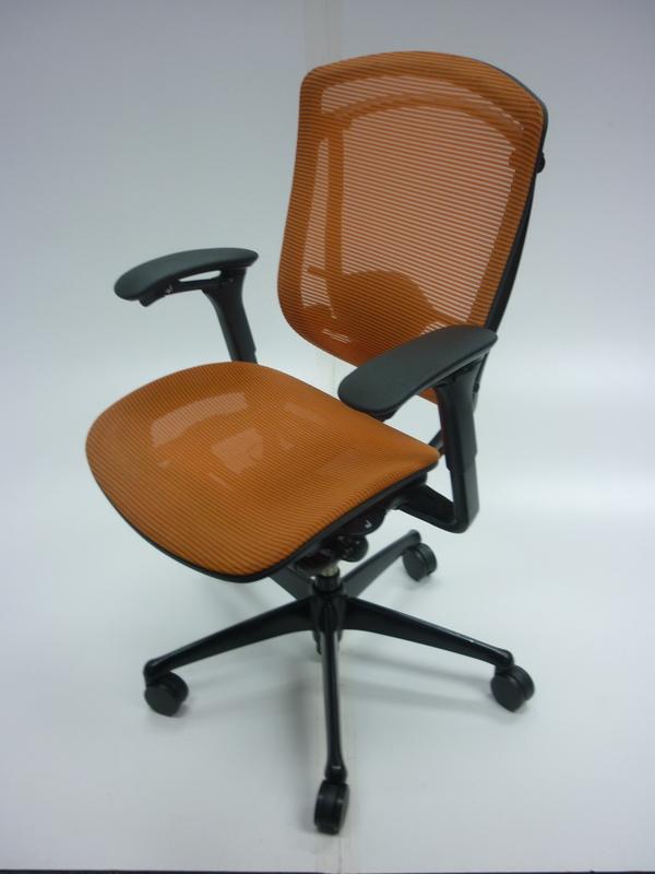 Okamura Contessa mesh task chair