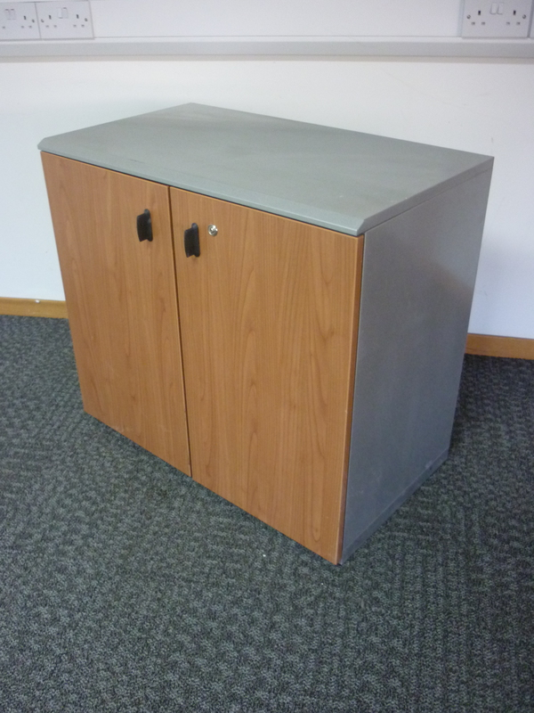 desk high storage