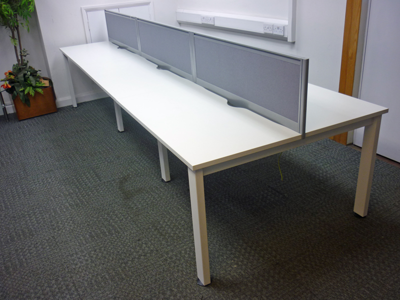 Freeway bench desking