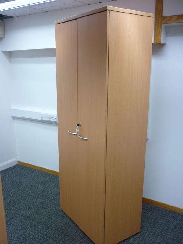 cloakroom cupboard