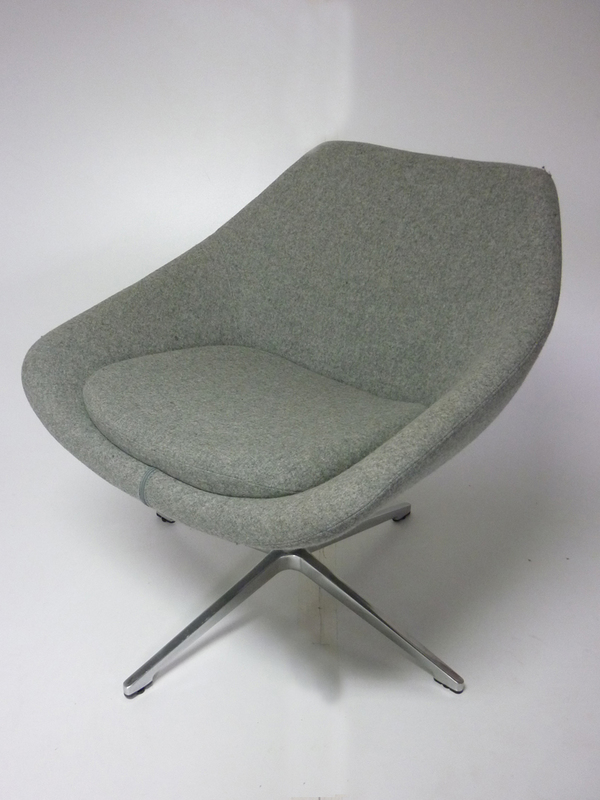 Allermuir Open lounge chairs