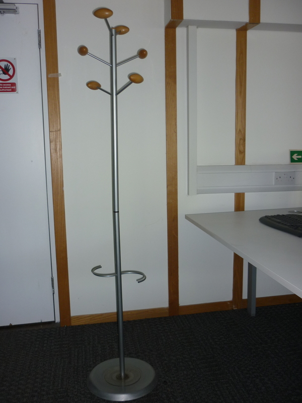 Hat and coat stands