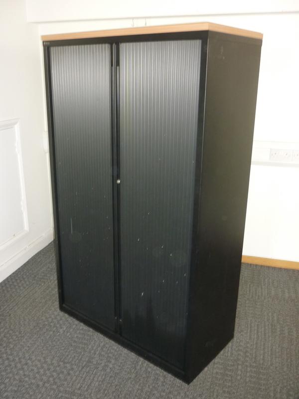 Metrix tambour cupboard