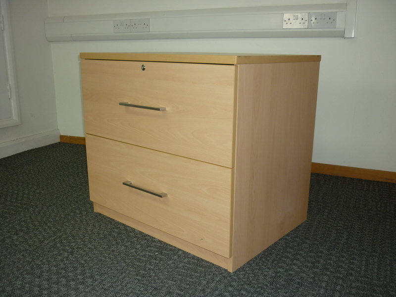 2 drawer side filer