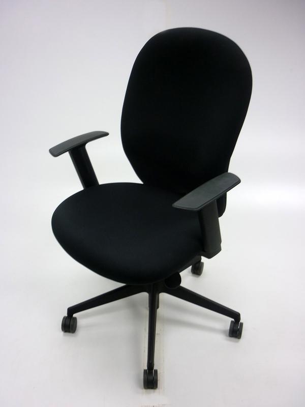Verco Ergoform black task chair