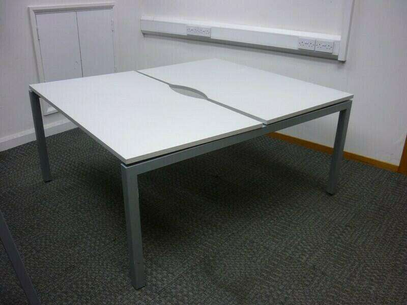 Off white 1400x800mm singles and pairs, per person