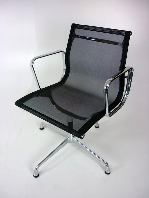 Mesh Vitralookalike Eames meeting chairs