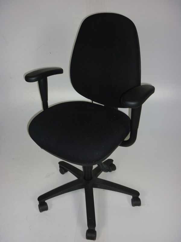 Blue Goose 3 lever operator chairs