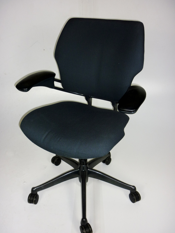 Humanscale Freedom midback task chair in grey