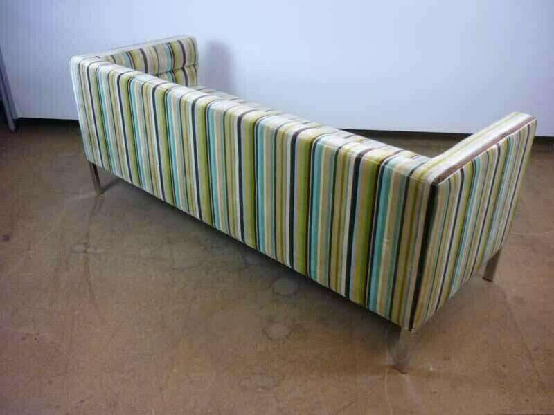 Morgan Furniture Ribb sofas and armchairs, from