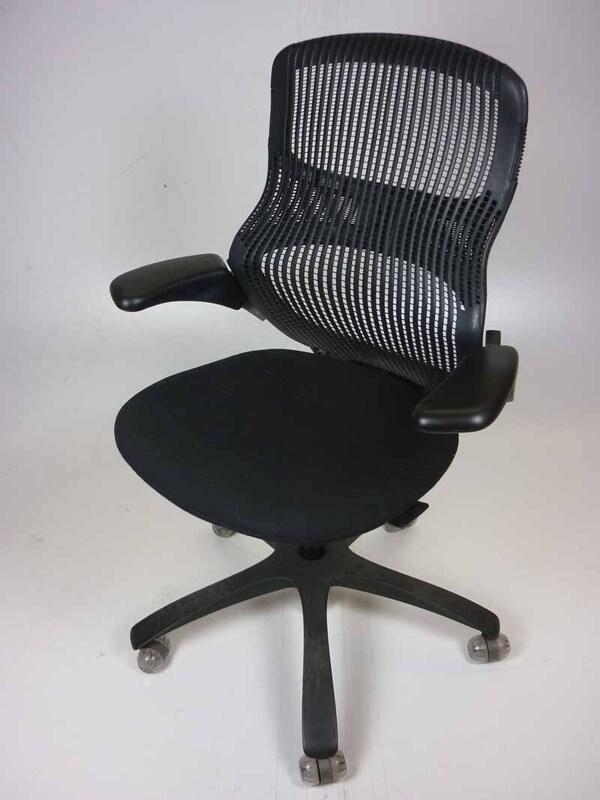 Black Knoll Generation task chairs