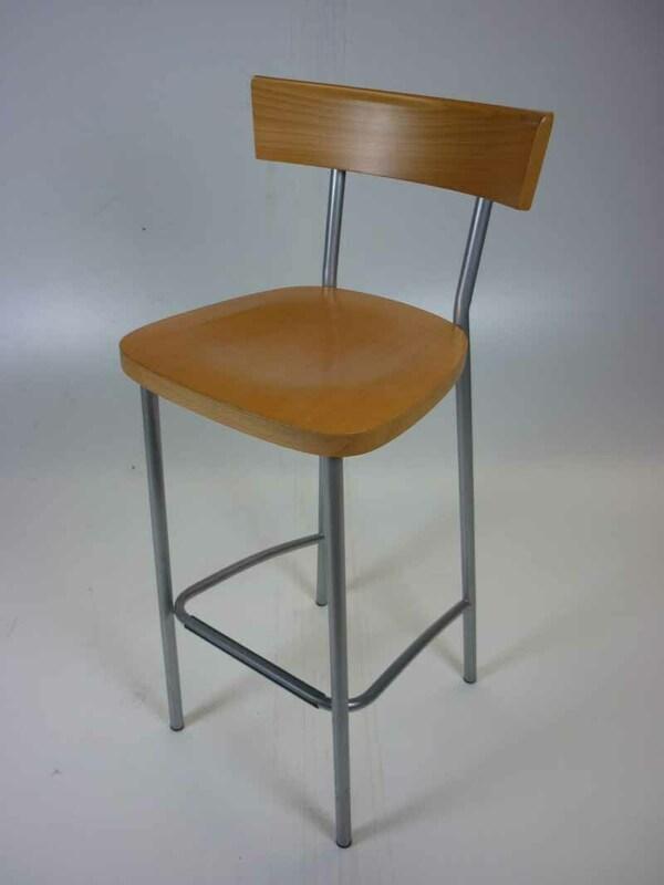 IMS wooden bar stool