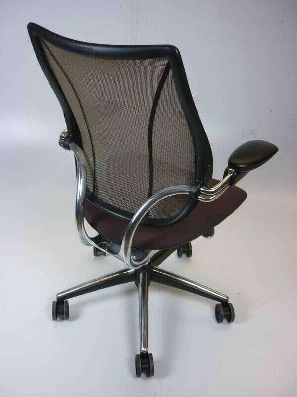 Humanscale Liberty mesh back task chairs
