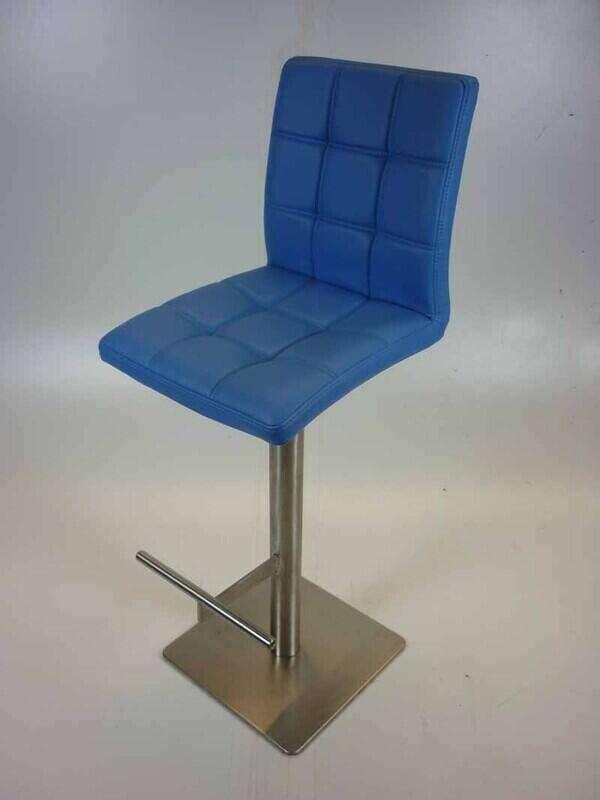 Vinyl bar stools