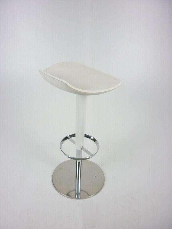 White Arper Babar stool