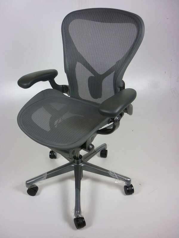 Herman Miller Aeron Remastered Chairs