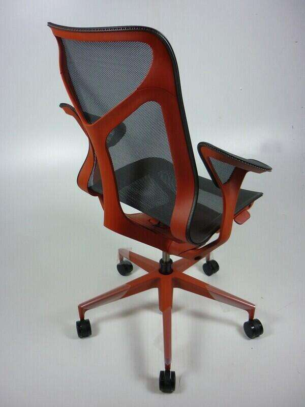 New Herman Miller Cosm chairs