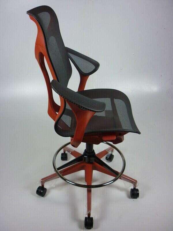 New Herman Miller Cosm stools