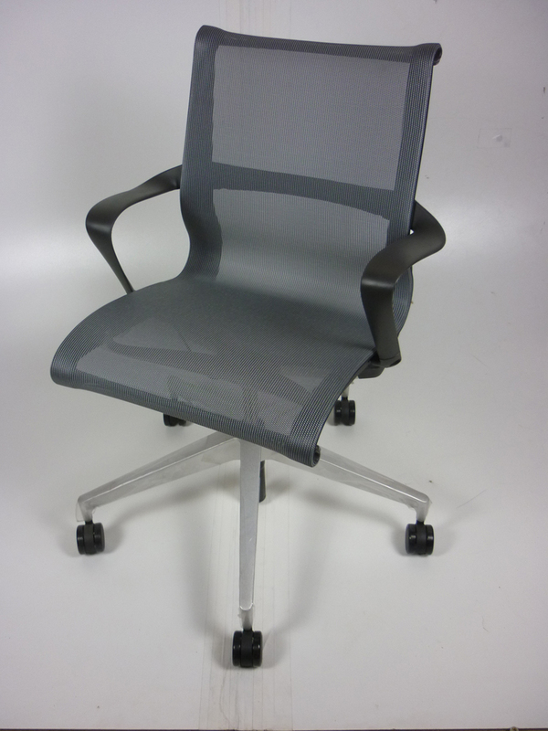 NEW Herman Miller Setu chairs, from