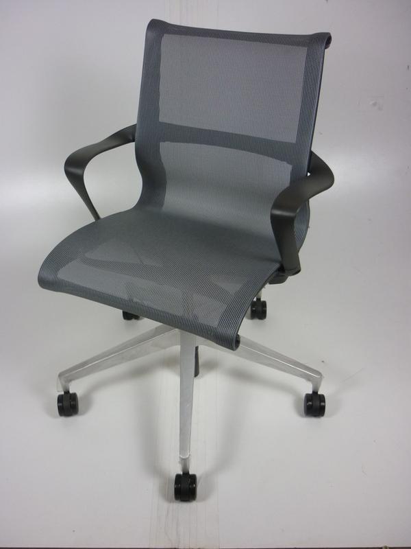 NEW Herman Miller Setu chairs