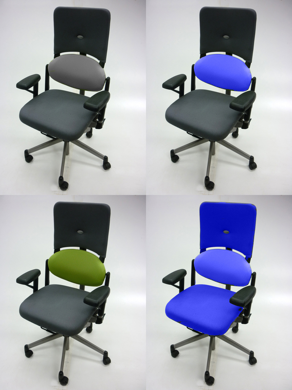 RECOVERED Steelcase Please task chairs