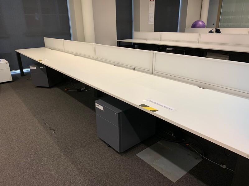 Tangent 8080 bench desks