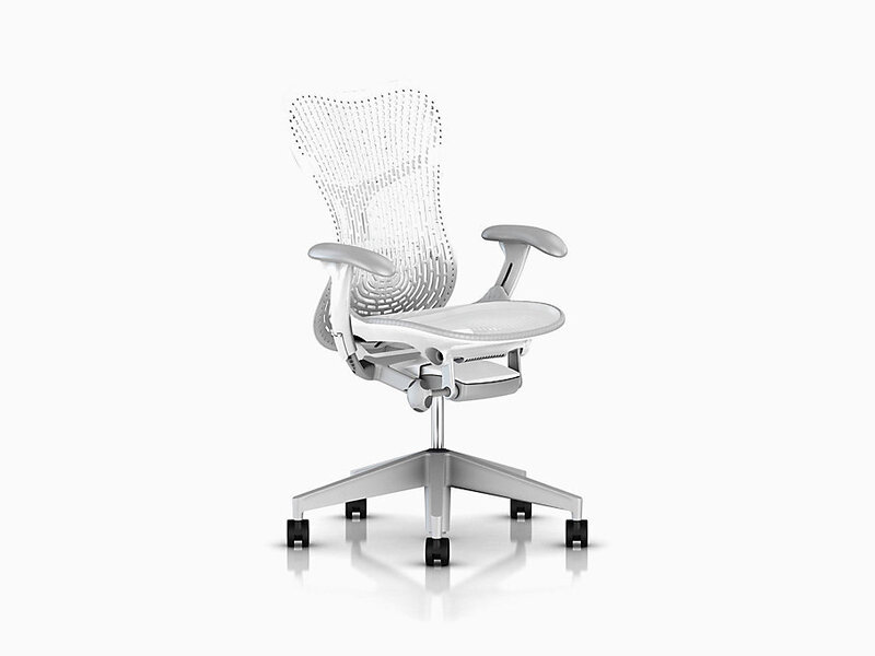 New Herman Miller Mirra 2 chairs