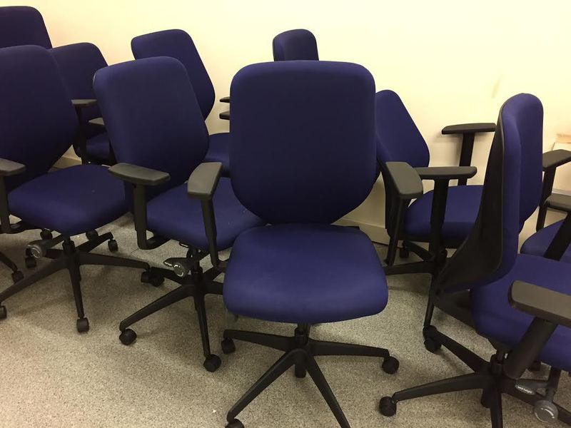 Boss Lily Task chairs