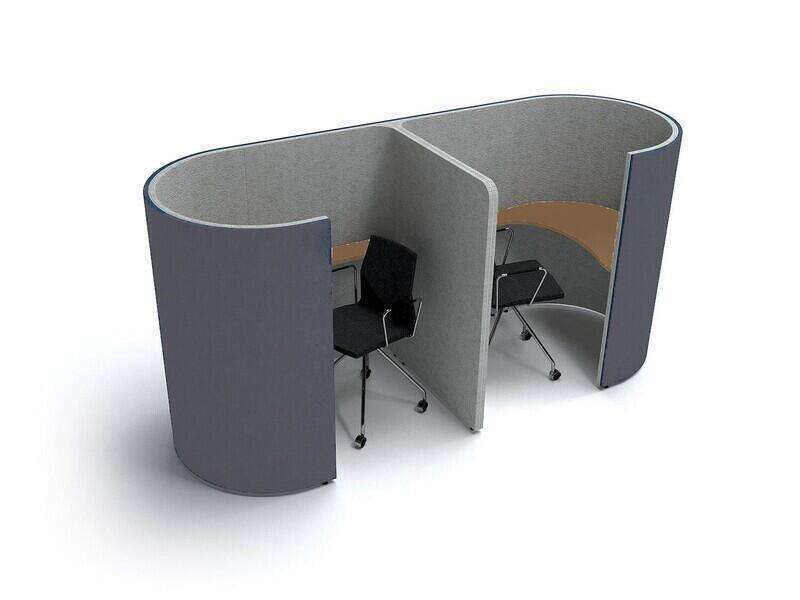 OCEE Design Den.Curve 2 person pod system
