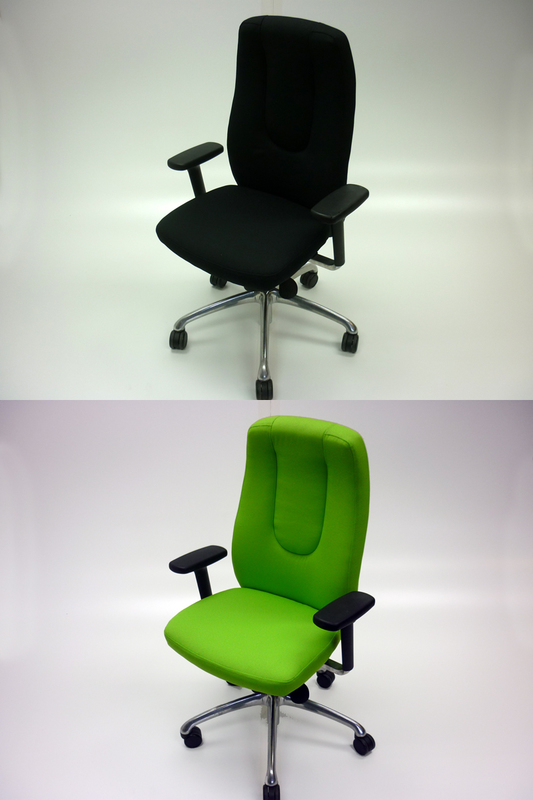 Boss Design NEO reupholstered in your choice of colour