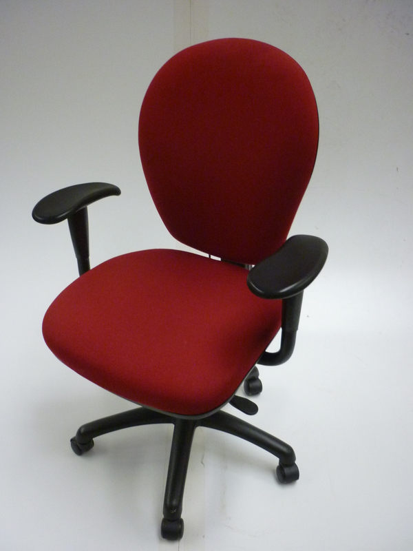 Maroon Torasen OX81HA task chair