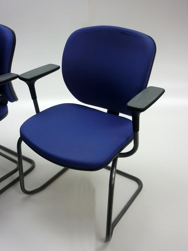 Orangebox meeting chair