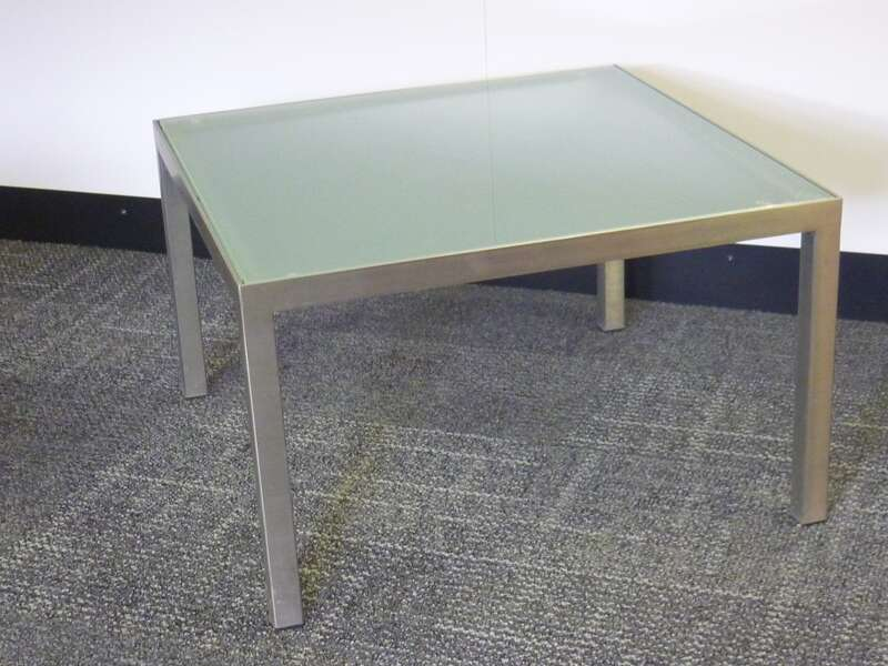 600 mm square coffee table CE