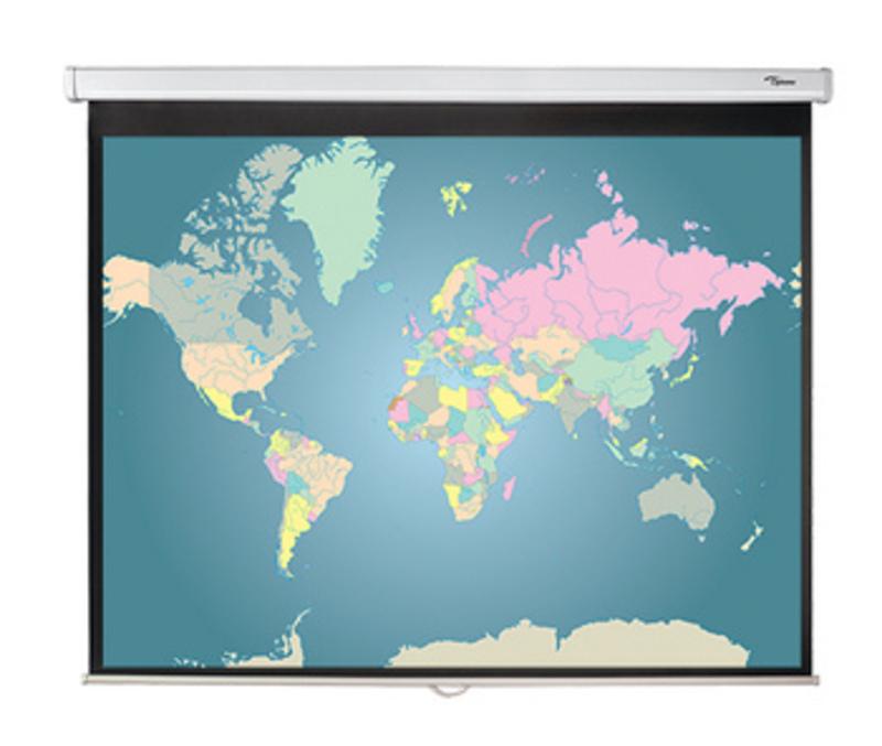 Nobo OPTOMA 1707 x 1280mm projector screen