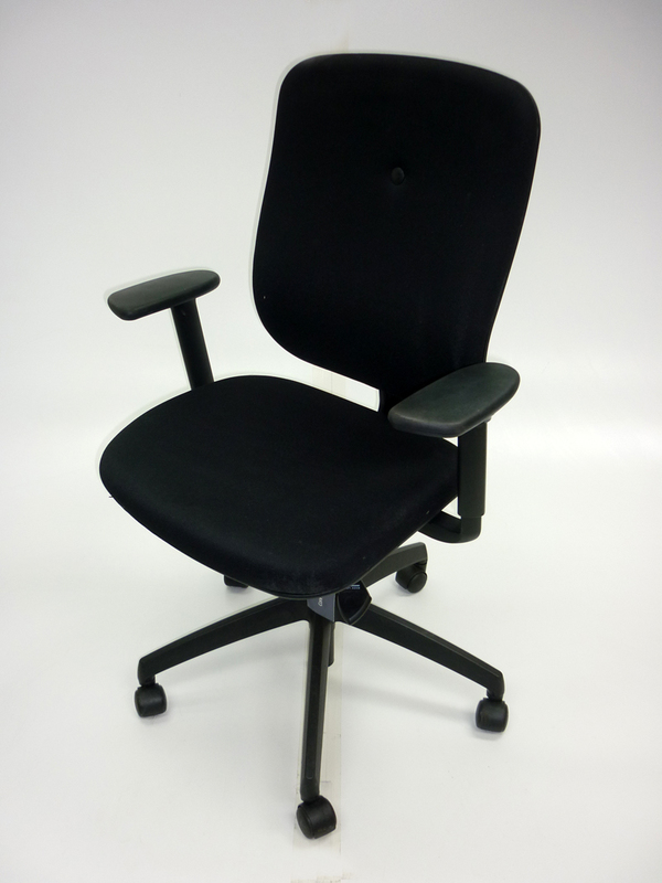 Black Connection My task chair