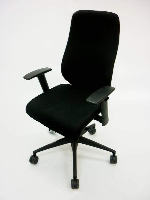Boss Design Key black task chair