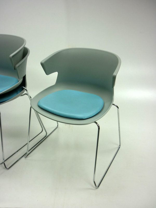 Dorigo Designs COVE breakout chair