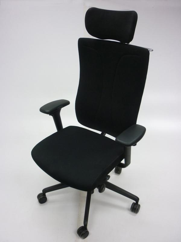 Senator Agitus executive chair with headrest