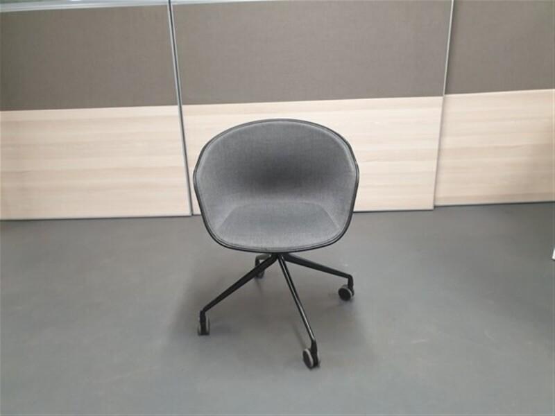 Grey Hay Armchair