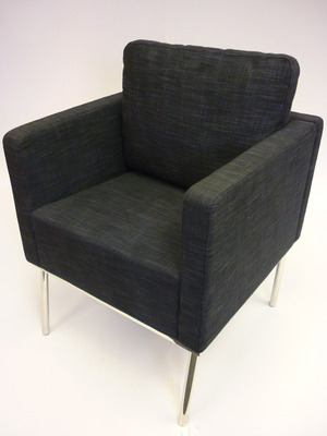 Dwell charcoal reception suite