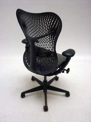 Herman Miller Graphite Mirra task chair