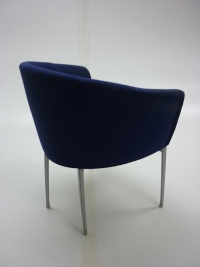 Tacchini Tub style meeting chairs