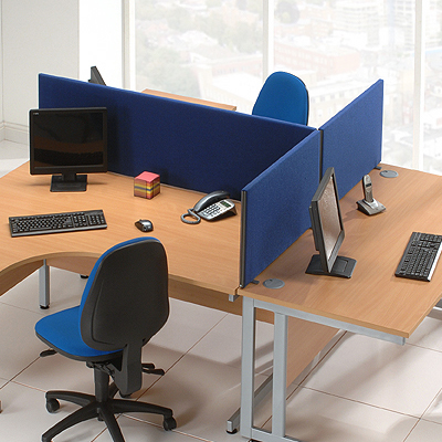 NEW Galaxy desk mounted screens