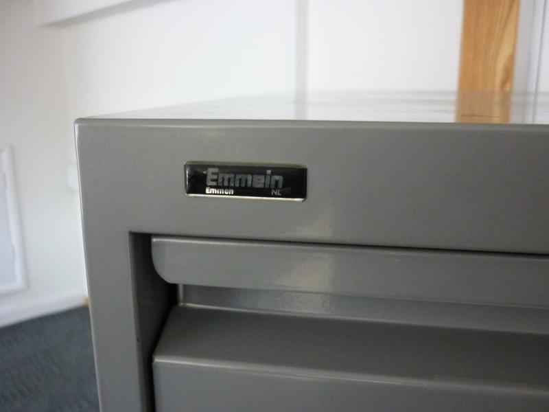 Emmein 4 drawer silver side filer (CE)