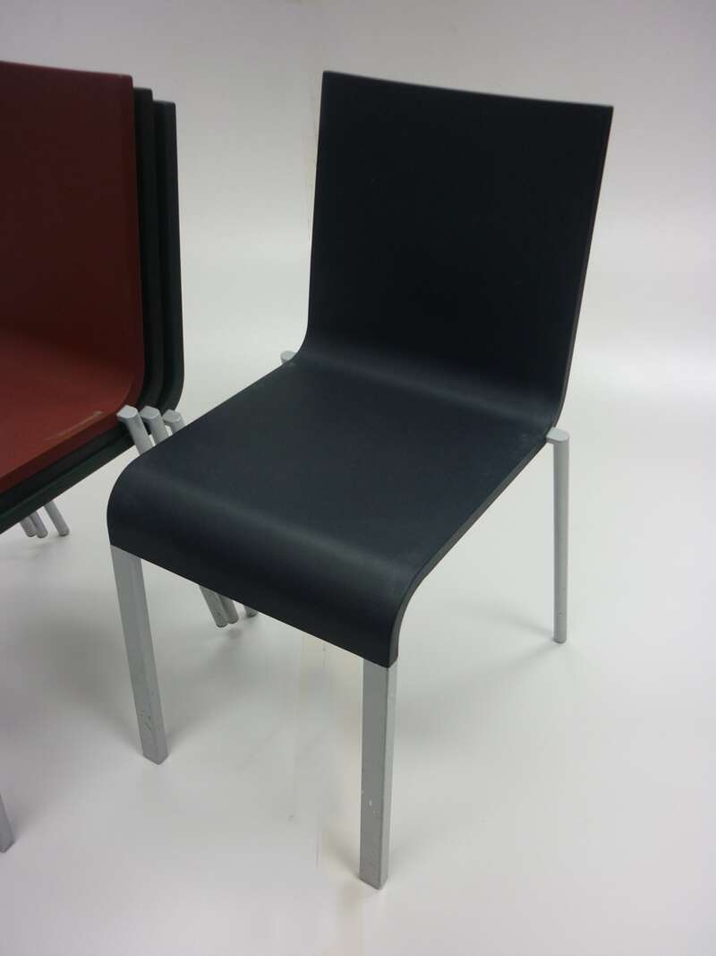 Vitra .03 stacking chair by Maarten Van Severen